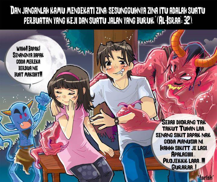 Jom Tutup Aurat dan Jaga Akhlak!!!!
